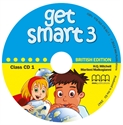 Get Smart British Edition 3 Class CDs
