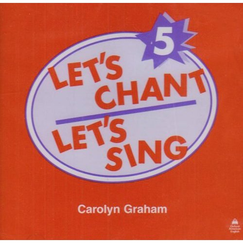 Let's Chant, Let's Sing 5 Audio CD