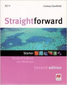 Straightforward (Second Edition) split Starter Student's Book Pack