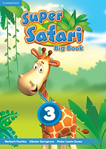 Super Safari 3 Big Book