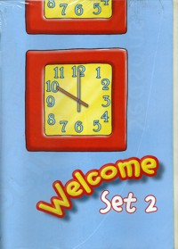 Welcome 1 Posters Set Set 2 Pack