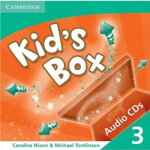 Kid's Box Level 3 Class Audio CD (2) (Лицензия)