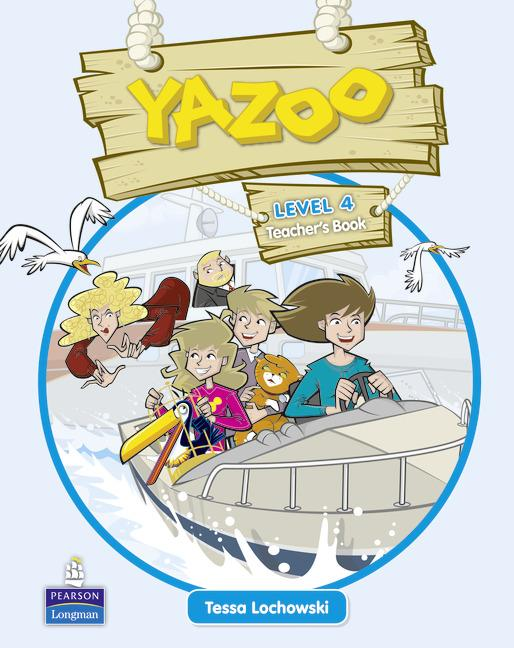Yazoo 4 Teacher's Guide