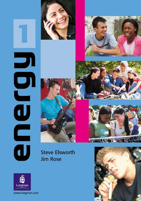 Energy 1 Students' Book & Vocabulary Notebook