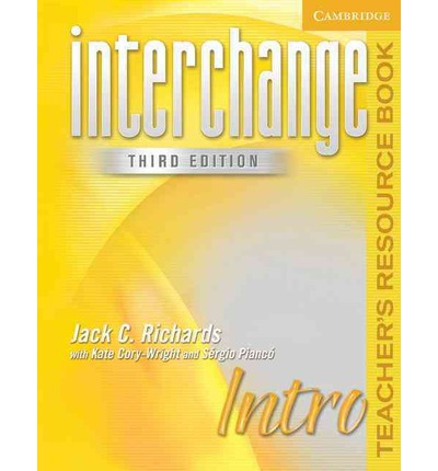 Interchange Third Edition Intro Teacher's Resource Book