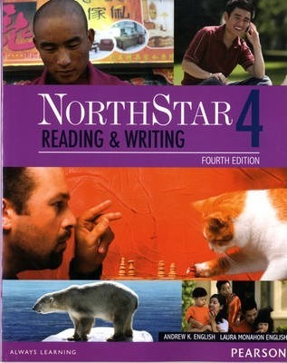 NorthStar Reading and Writing 4ed 4 SB with access code and MyLab