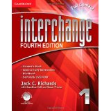 Interchange Fourth Edition 1 Full Contact with Self-study DVD-ROM