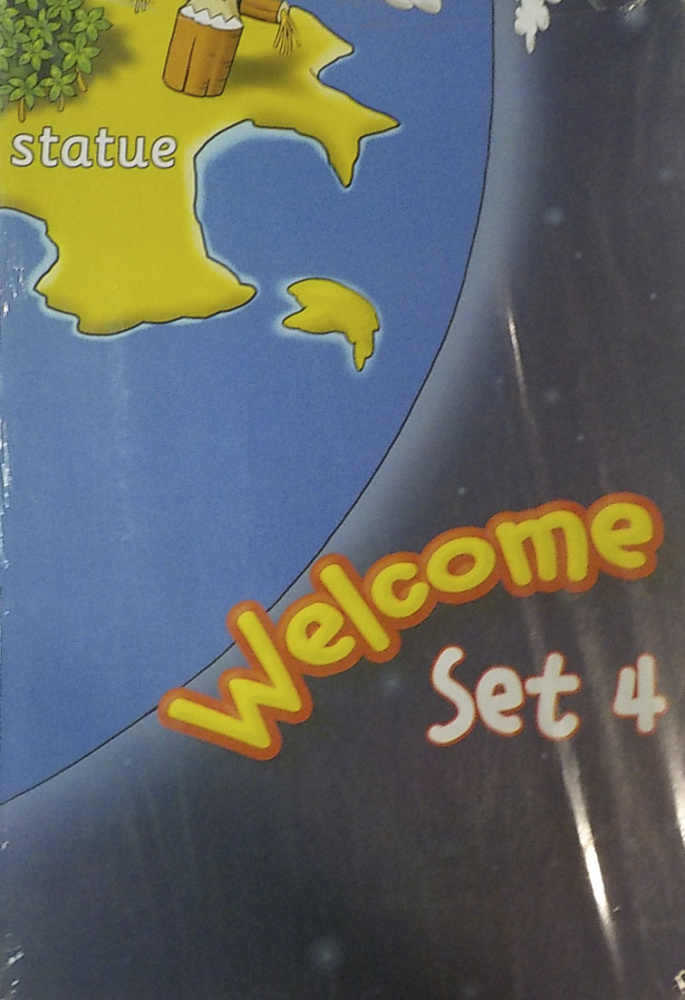 Welcome 2 Posters Set Set 4 Pack