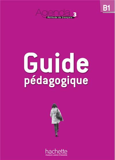 Agenda 3 - Guide pedagogique