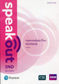 Speakout Second Edition Intermediate Plus Workbook with Key