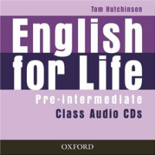 English for Life Pre-Intermediate Class Audio CDs (3)
