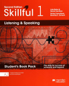 Skillful Second Edition 1 Listening and Speaking Student's Book Premium Pack