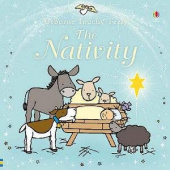 Watt Fiona. Touchy-feely Nativity  (board book)