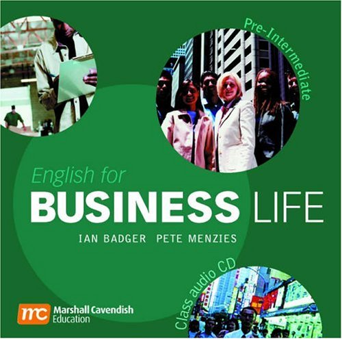 English for Business Life Pre-Intermediate Class Audio CD (2)