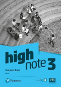 High Note 3 Teacher's Book with PEP Pack