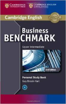Business Benchmark 2nd edition Upper Intermediate BULATS and Business Vantage Personal Study Book