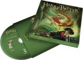 Harry Potter and the Chamber of Secrets - CD-audios (set of 8)