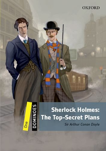 Dominoes 1 Sherlock Holmes: The Top-Secret Plans Pack