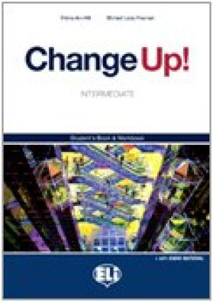 Change Up! Intermediate Workbook with keys + CD (2)