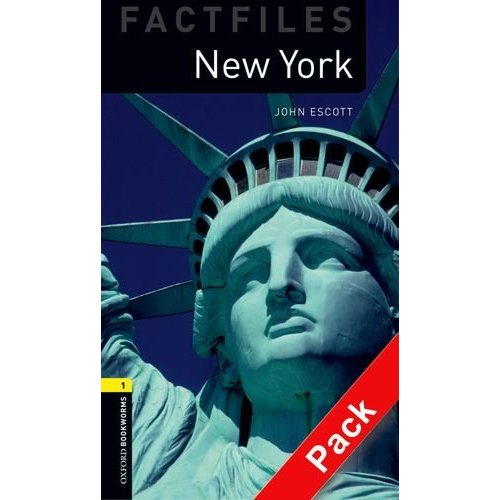 New York Audio CD Pack