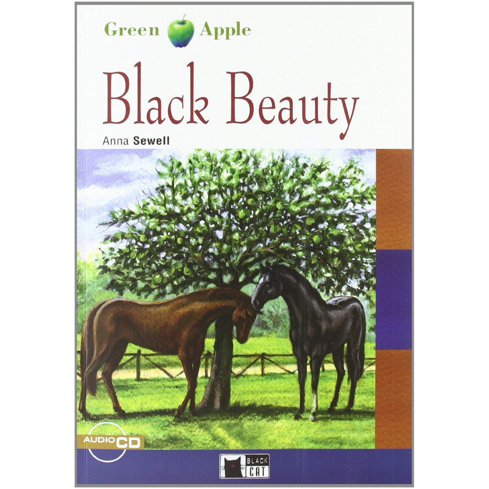 Green Apple Starter:  Black Beauty