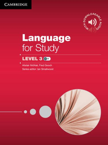 Language for Study 3 Student's Book with Downloadable Audio