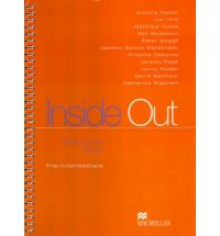 Inside Out Pre-Intermediate Teacher's Resource Pack