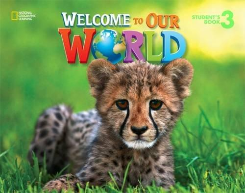 Welcome to Our World 3 Students Book