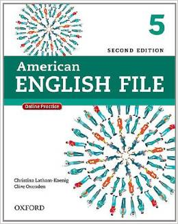 American English File Second edition Level 5 Student Book with Online Skills