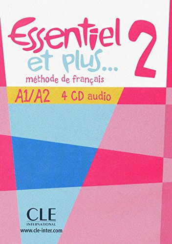 Essentiel et Plus... 2 - CD audio (4)