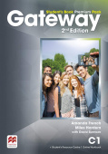 Gateway Second Edition C1 Student's Book Premium Pack
