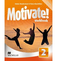 Motivate! Level 2 Workbook Pack