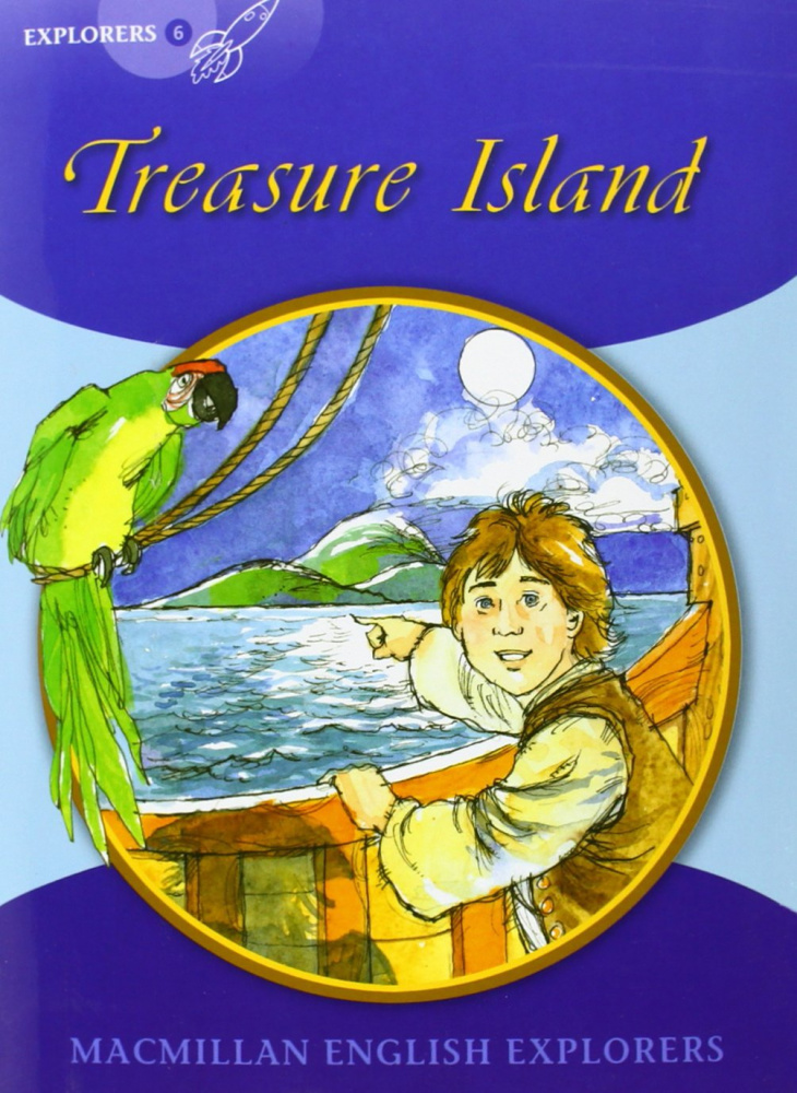 Explorers 6: Treasure Island