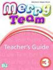 Merry Team 3 Teacher's Guide + Audio CD