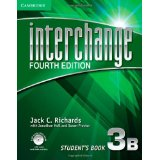 Interchange Fourth Edition 3 Student's Book B with Self-study DVD-ROM
