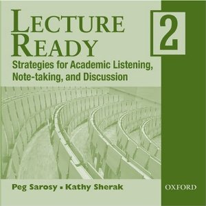 Lecture Ready 2 Audio CDs (2)