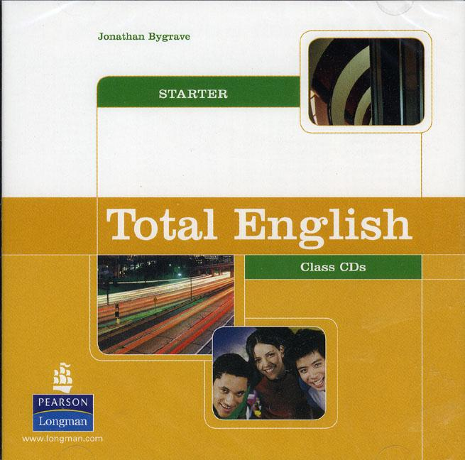 Total English Starter Class Audio CD (2) (Лицензия)
