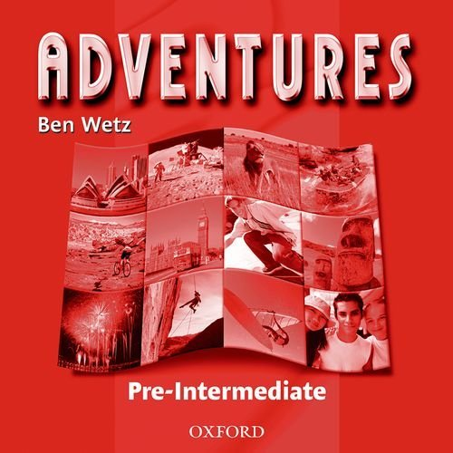 Adventures Pre-Intermediate Audio CD