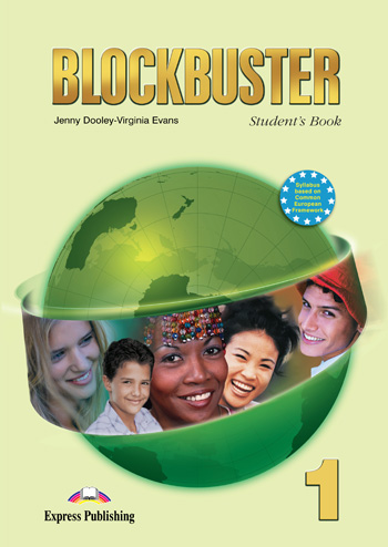 Blockbuster 1 Student's Book