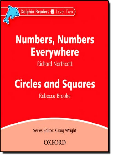Dolphin Readers 2 Numbers, Numbers Everywhere & Circles and Squares - Audio CD