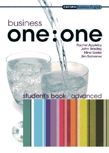 Business one:one Advanced Student's Book and MultiROM Pack