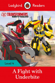 Ladybird: Transformers: A Fight with Underbite (PB) +downloadable audio