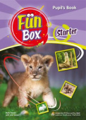 Fun Box Starter: Pupil's Book + eBook + Stickers