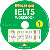 Mission IELTS 1 Academic - Workbook Audio CD