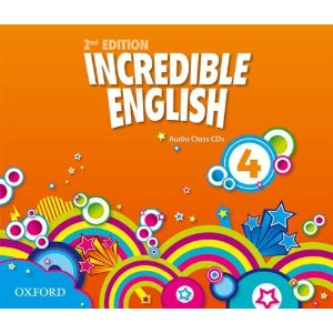 Incredible English (Second Edition) Level 4 Class Audio CD