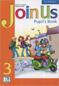 Join Us 3 Pupil's Book