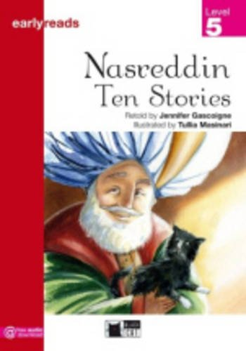Black Cat Earlyreads Level 5: Nasreddin Ten Stories