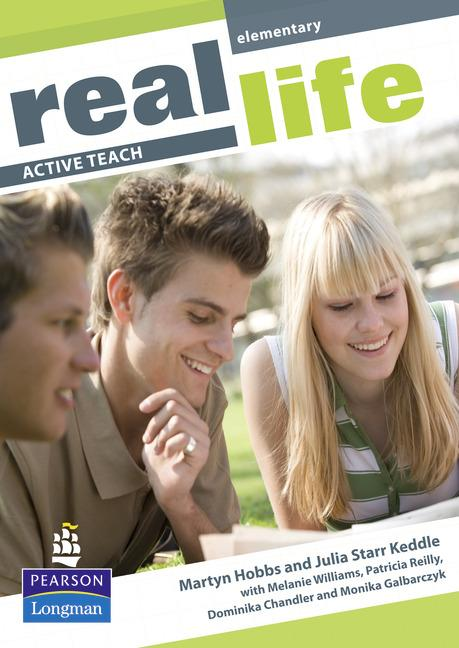 Real Life Elementary Active Teach (CD-ROM)