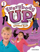 Everybody Up 1: Student Book with Audio CD Pack
