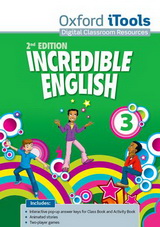 Incredible English (Second Edition) Level 3 iTools DVD-ROM